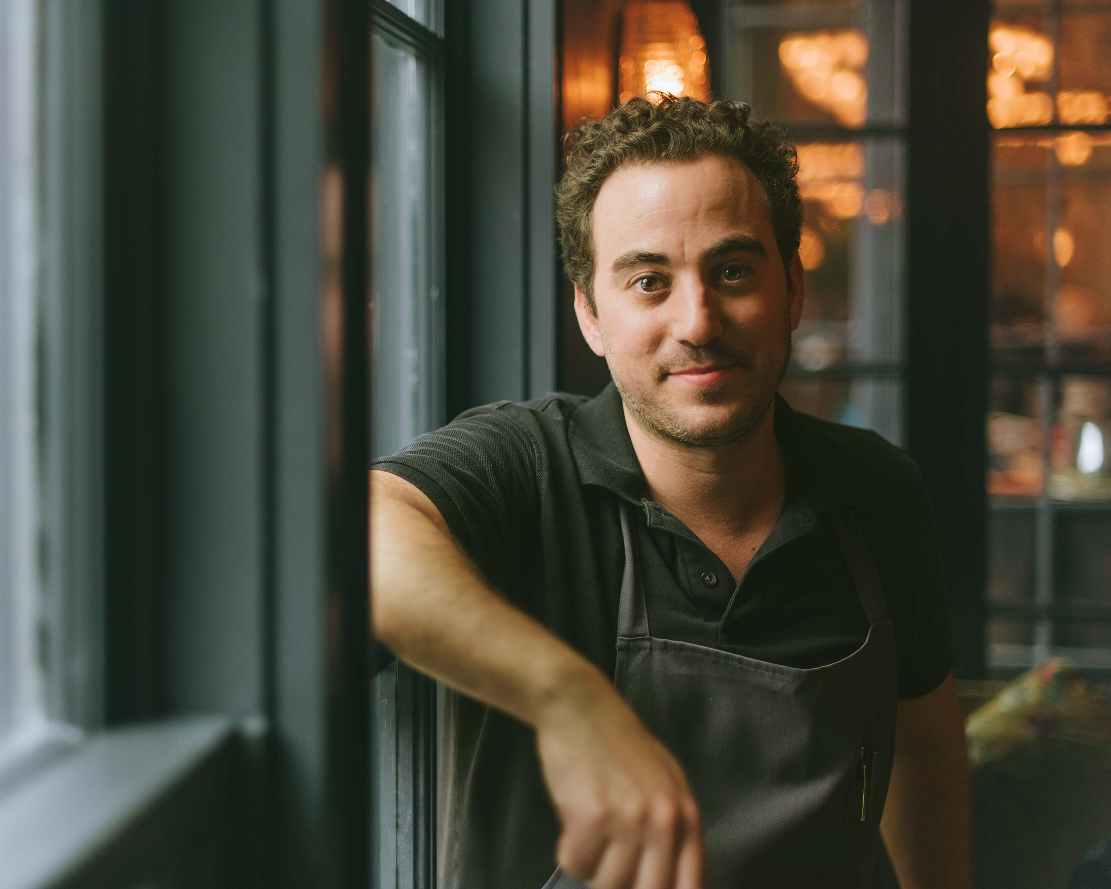 M. Cooper — Chef Daniel Rose / New York Magazine