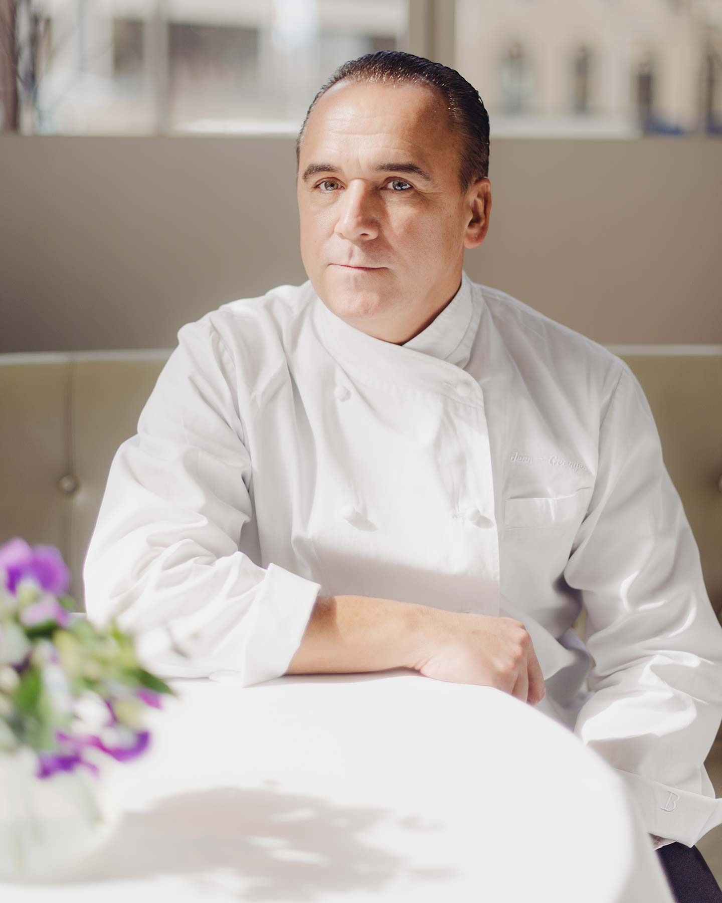 M. Cooper — Chef Jean-Georges Vongerichten / New York Magazine