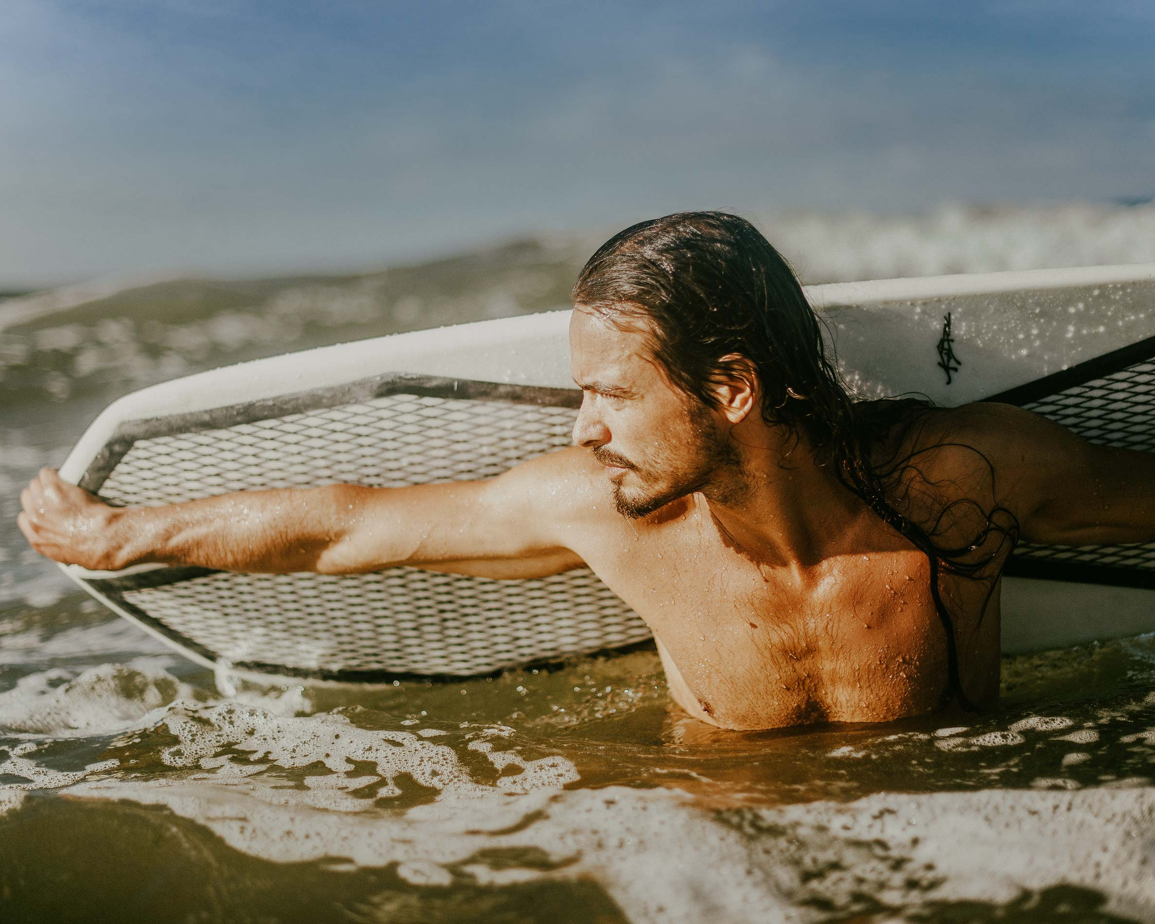 "Brooklyn Surf Co. — ""Making Waves"", Lagom #4"