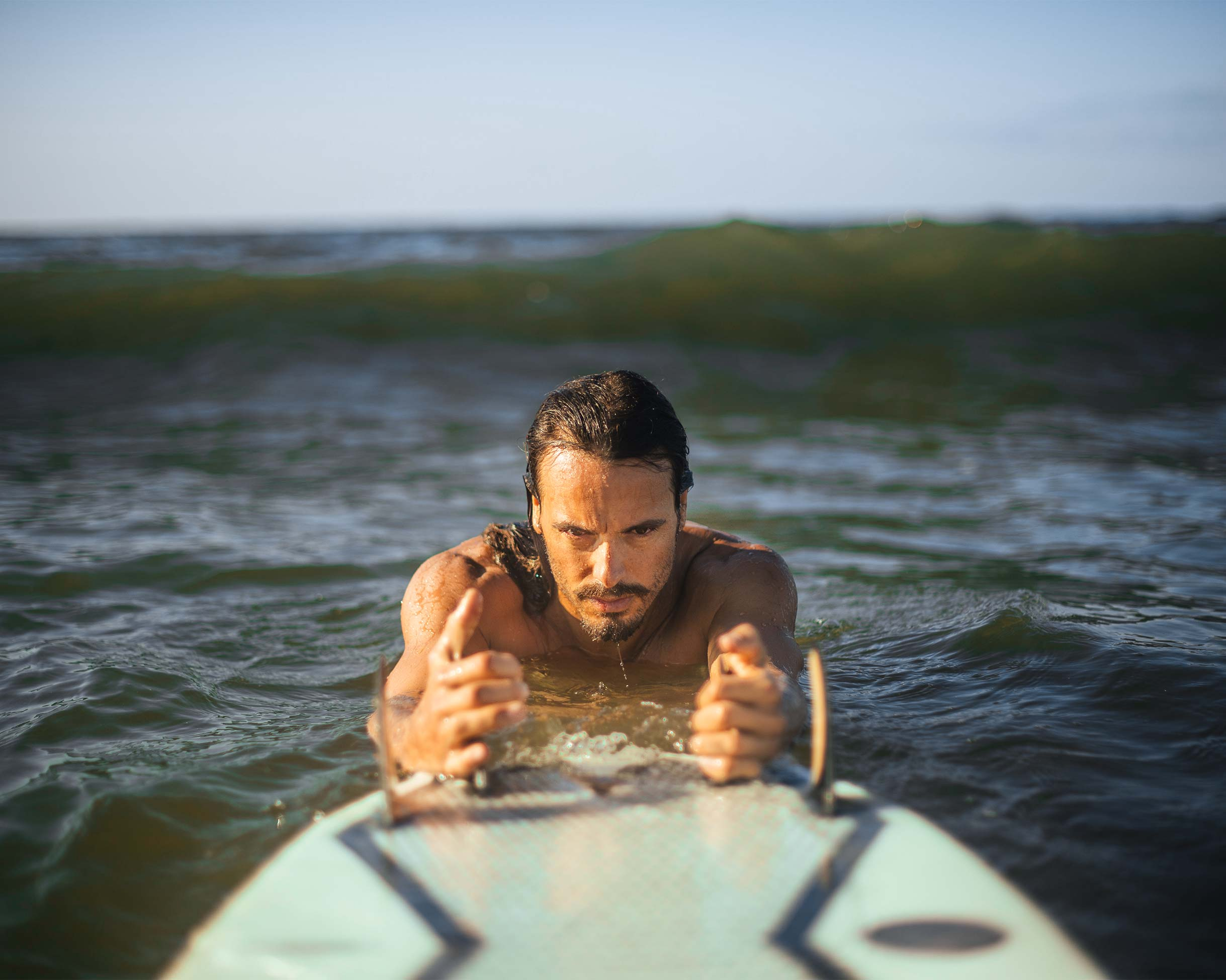 M. Cooper — Kyle Black & Brooklyn Surf. Co. / Lagom