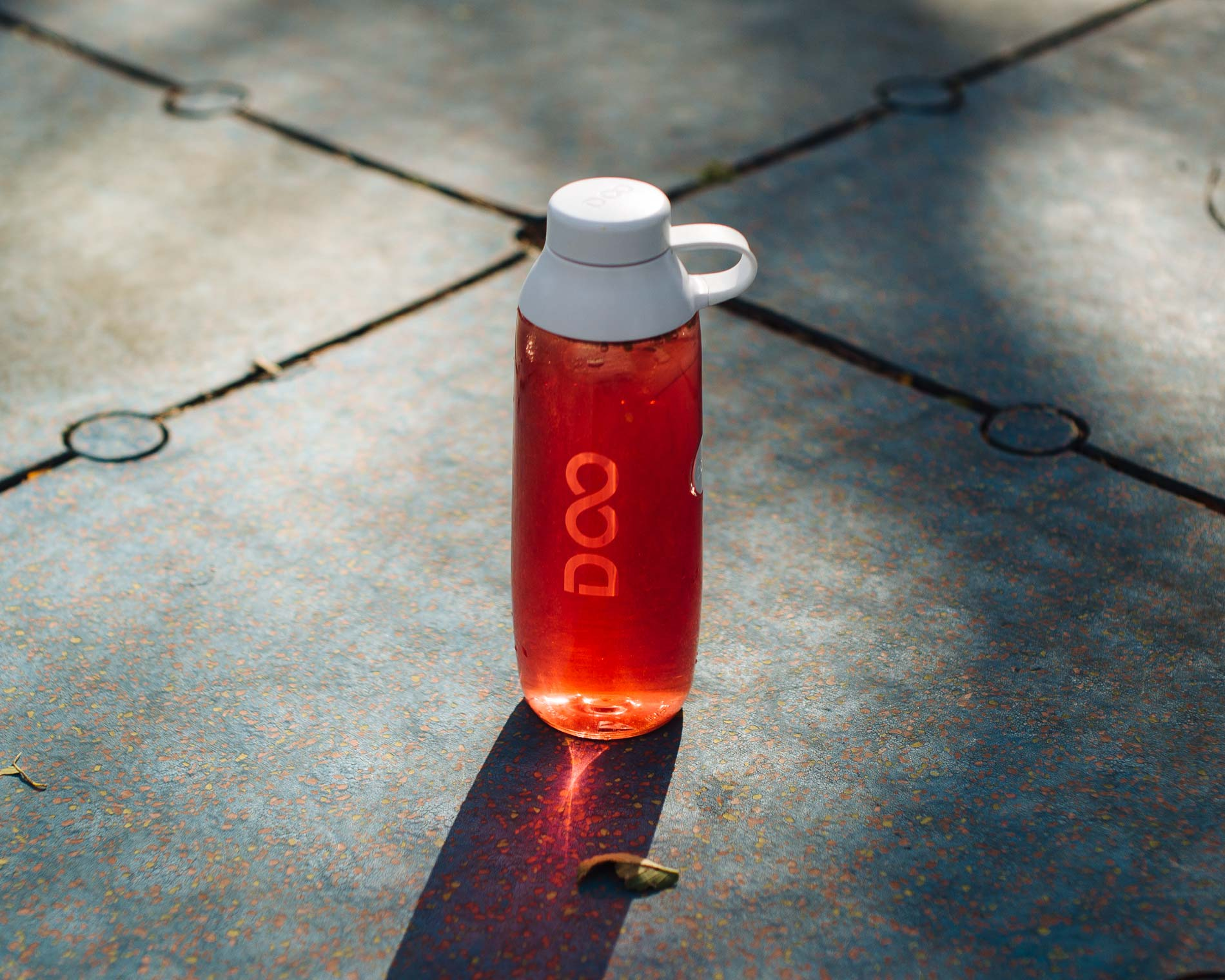 "M. Cooper — Drinkfinity by PepsiCo / ""Peel, Pop & Shake"""