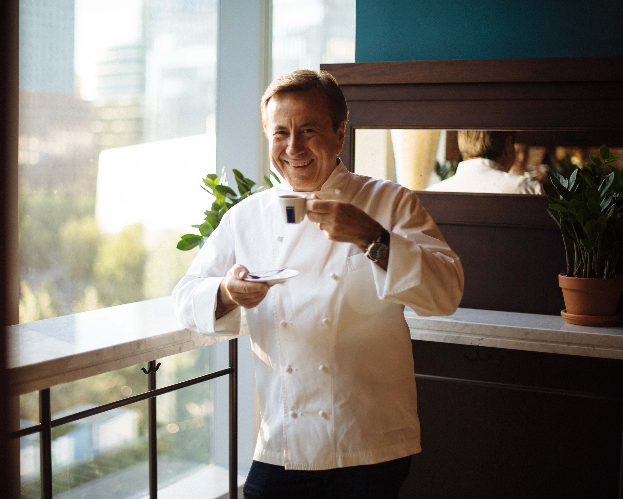 M. Cooper — Chef Daniel Boulud/New York Magazine