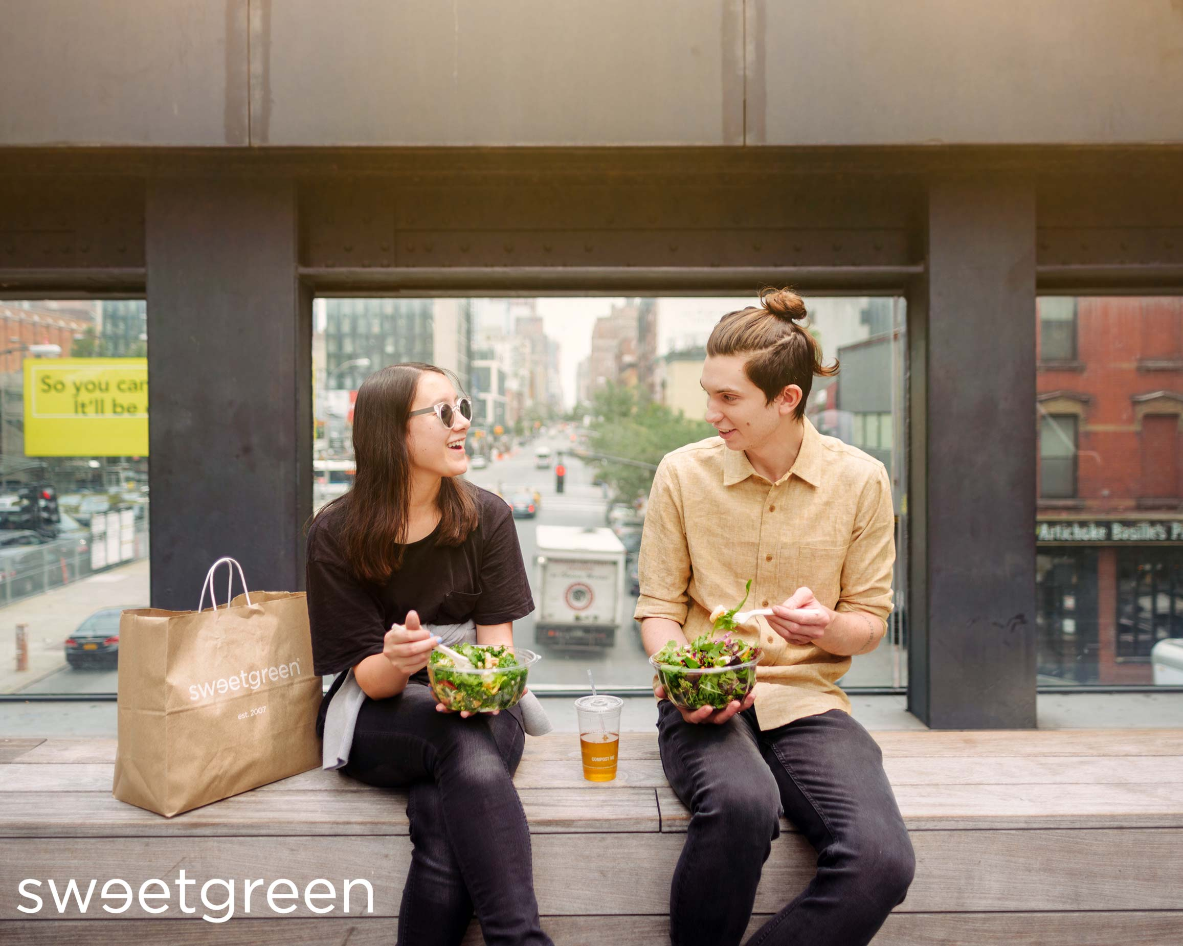 M. Cooper — #sweetlife Campaign / sweetgreen